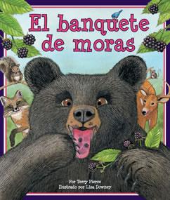 Cover for El banquete de moras
