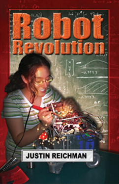 Cover for Robot Revolution (Home Run)