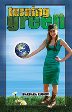 Cover for Turning Green (Touchdown)