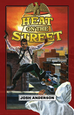 Cover for Heat on the Street (Home Run)