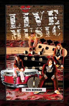 Cover for Live Music (Touchdown)