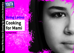 Cover for Cooking for Mami