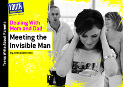 Cover for Meeting the Invisible Man