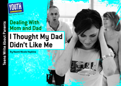 Cover for I Thought My Dad Didn't Like Me