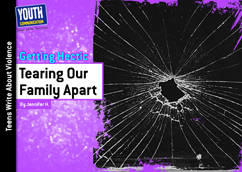 Cover for Tearing Our Family Apart