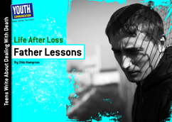 Cover for Father Lessons