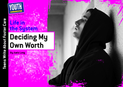 Cover for Deciding My Own Worth