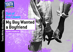 Cover for My Boy Wanted a Boyfriend