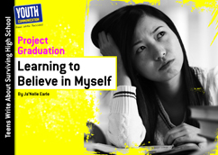 Cover for Learning to Believe in Myself