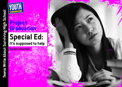 Cover for Special Ed: It's supposed to help