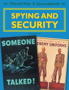 Cover for Spying and Security