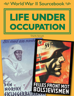 Cover for Life Under Occupation