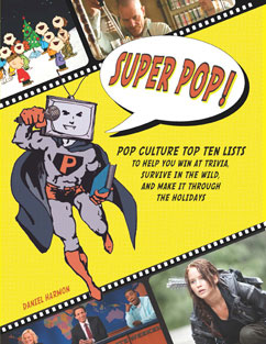Cover for Super Pop!