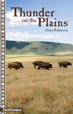 Cover for Thunder of the Plains