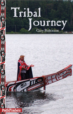 Cover for Tribal Journey