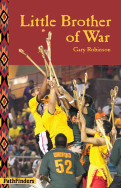 Cover for Little Brother of War