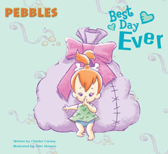 Cover for Pebbles: Best Day Ever