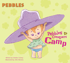 Cover for Pebbles Conquers Camp