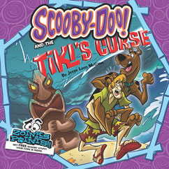 Cover for Scooby-Doo and the Tiki's Curse