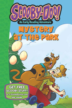 Cover for Scooby-Doo: Mystery at the Park