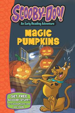 Cover for Scooby-Doo: Magic Pumpkins