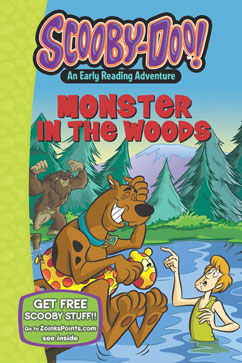 Cover for Scooby-Doo: Monster in the Woods
