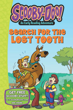 Cover for Scooby-Doo: Search for the Lost Tooth