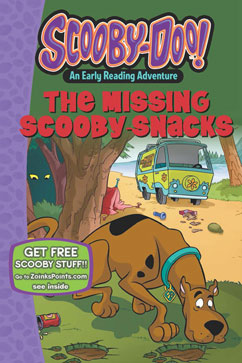 Cover for Scooby-Doo: The Missing  Scooby Snacks