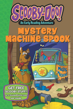 Cover for Scooby-Doo: Mystery Machine Spook