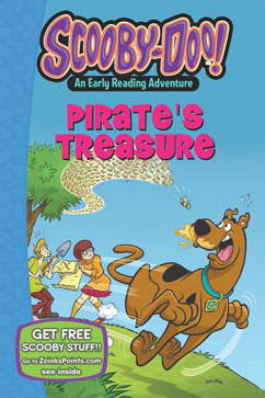 Cover for Scooby-Doo: Pirate's Treasure