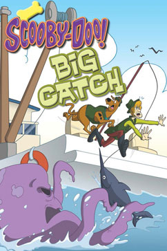 Cover for Scooby-Doo: Big Catch