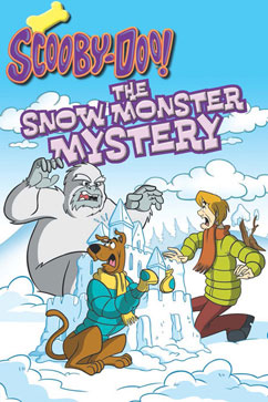 Cover for Scooby-Doo: The Snow Monster Mystery