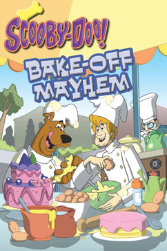Cover for Scooby-Doo: Bake-Off Mayhem