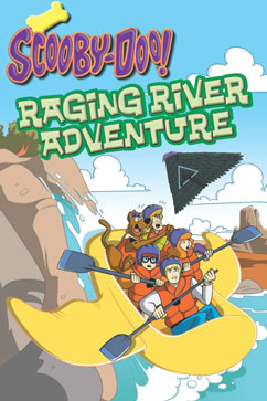Cover for Scooby-Doo: Raging River Adventure