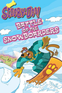 Cover for Scooby-Doo: Battle of the Snowboarders