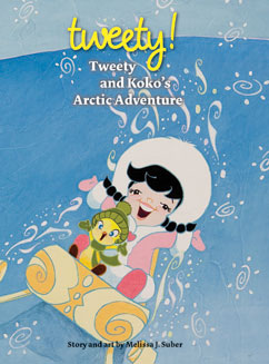Cover for Tweety and Koko's Arctic Adventure
