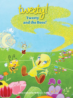Cover for Tweety and the Bees