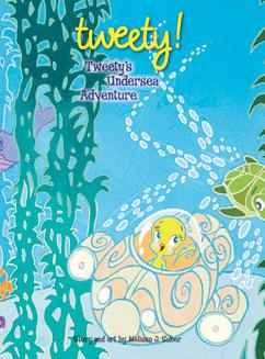 Cover for Tweety: Undersea Adventure