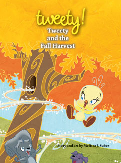 Cover for Tweety: Fall Harvest