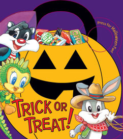 Cover for Baby Looney Tunes: Trick or Treat