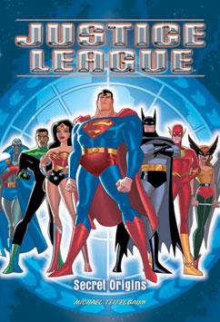 Cover for Justice League: Secret Origins