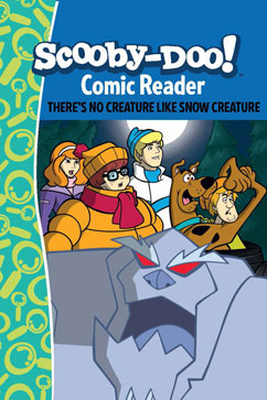 Cover for Scooby-Doo: There's No Creature Like Snow Creature