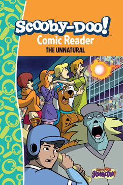 Cover for Scooby-Doo: The Unnatural