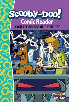 Cover for Scooby-Doo: Hi-Tech House of the Future