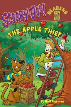 Cover for Scooby-Doo and the Apple Thief
