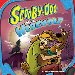 Cover for Scooby-Doo and the Werewolf