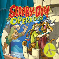 Cover for Scooby-Doo and the Opera Ogre