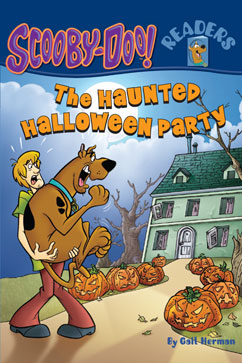 Cover for Scooby-Doo and the Haunted Halloween Party