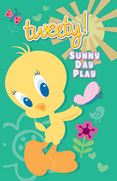 Cover for Tweety: Sunny Day Play