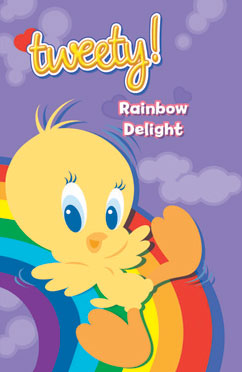 Cover for Tweety: Rainbow Delight